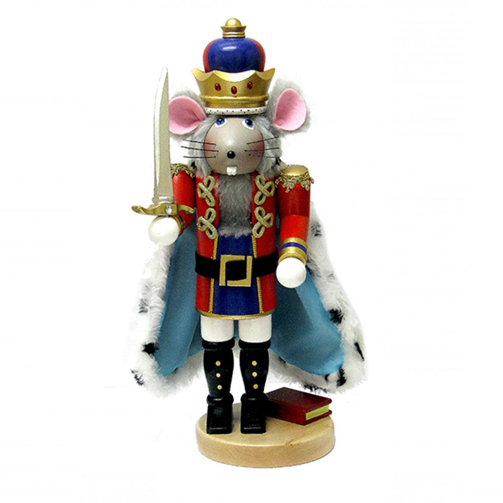 Steinbach Christmas Mouse Nutcracker ES1973