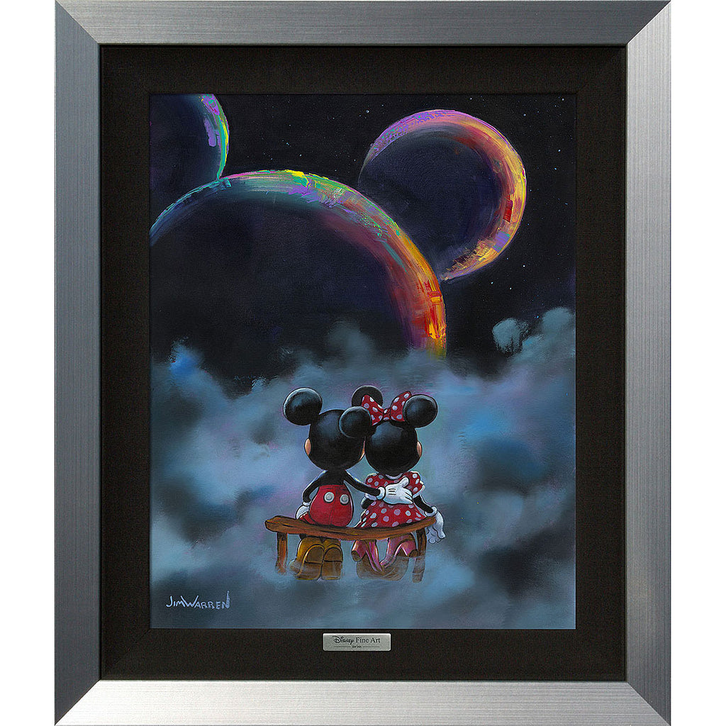Disney Fine Art - The Planets Aligned - Silver Series