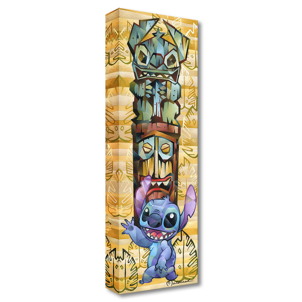 Disney Fine Art - Tiki Stitch