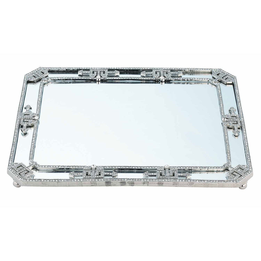 Olivia Riegel Deco Mirror Tray VT1502