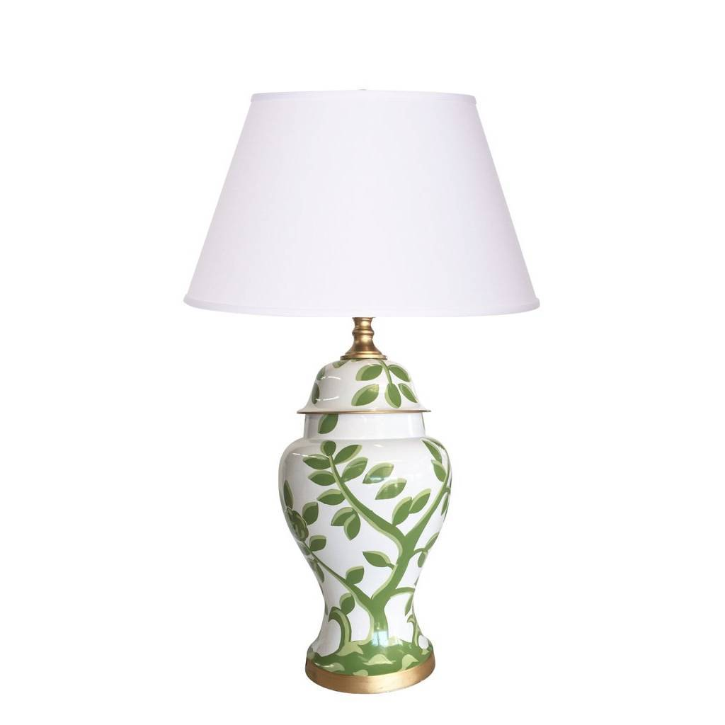 Dana Gibson Cliveden in Green Lamp