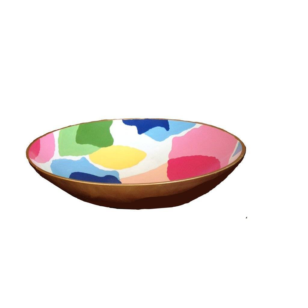 Dana Gibson Modern Art Bowl Large