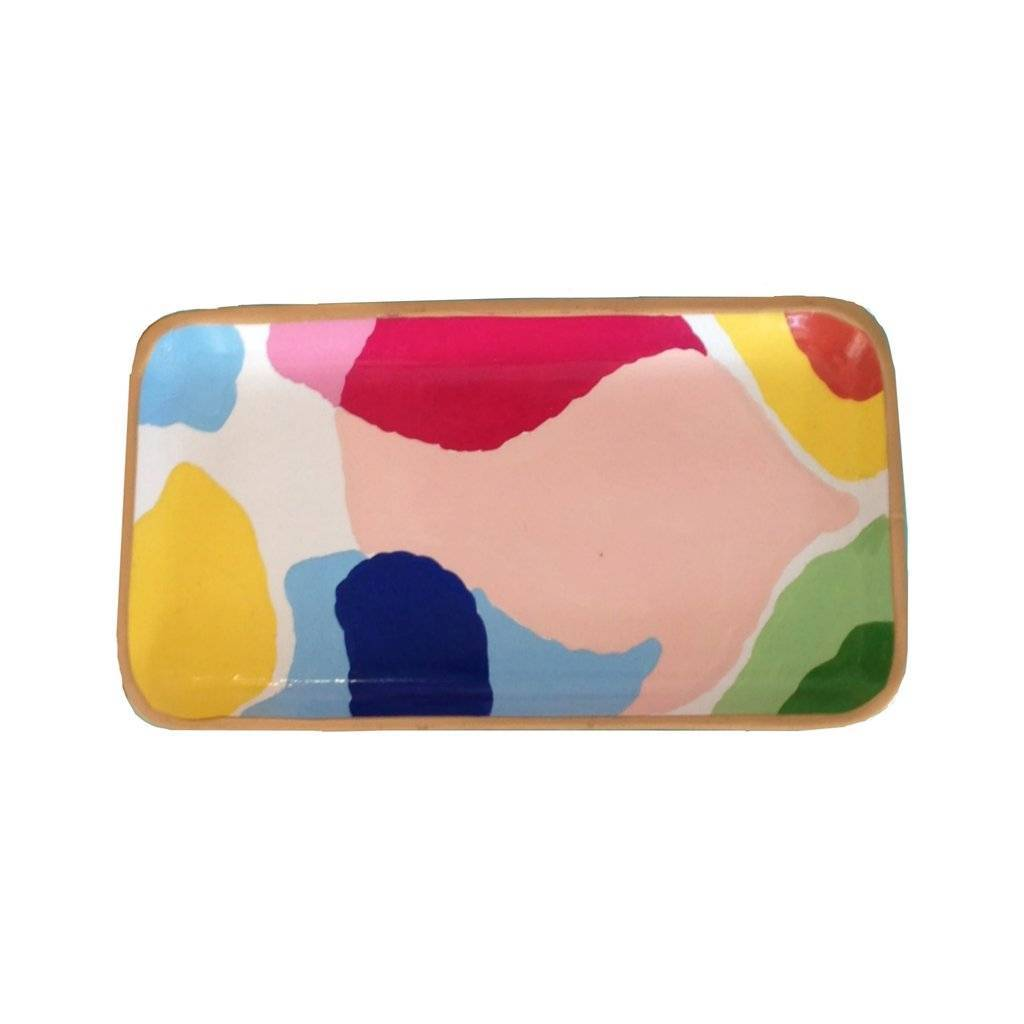 Dana Gibson Modern Art Tray Small