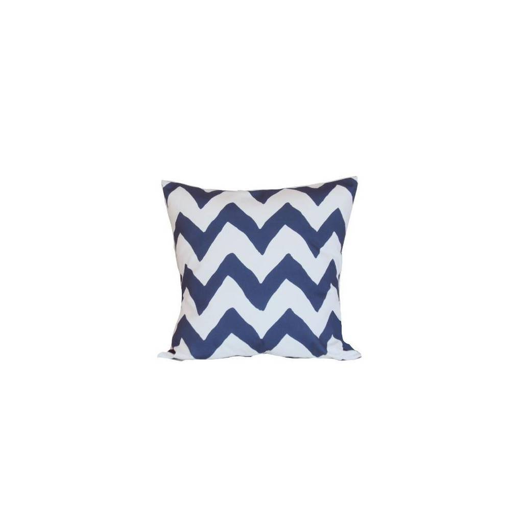 Dana Gibson Navy Bargello Pillow