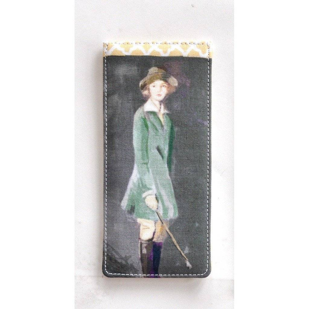 Dana Gibson Parthenia Eyeglass Case