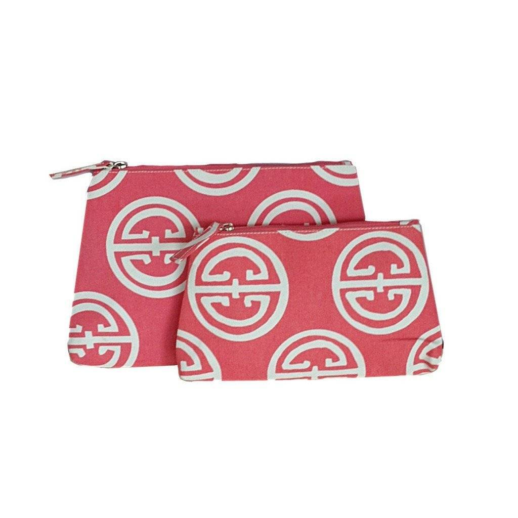 Dana Gibson Pink Pavilion Travel Bag Small Only