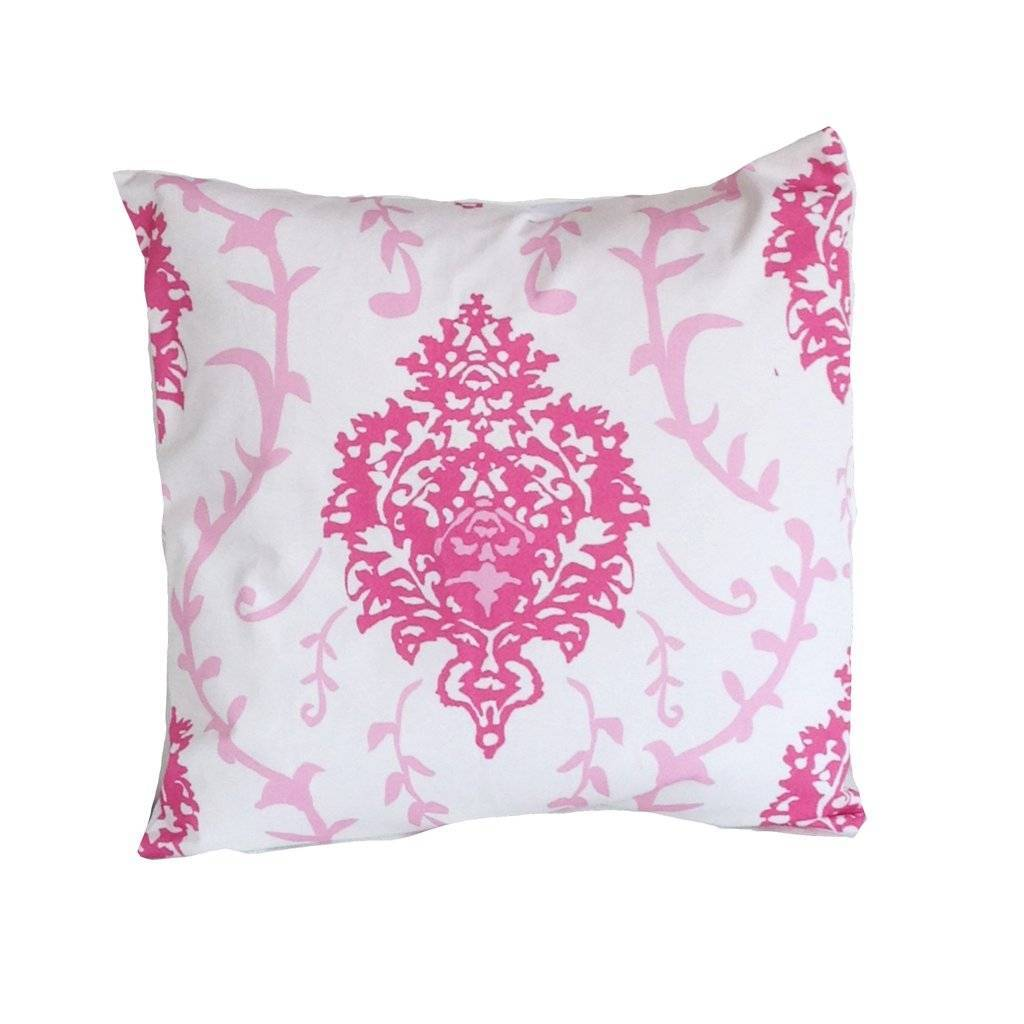 Dana Gibson Pink Venetto Pillow