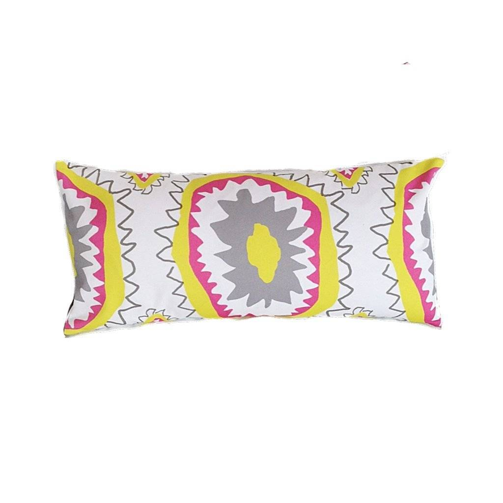 Dana Gibson Suki Lumbar in Yellow