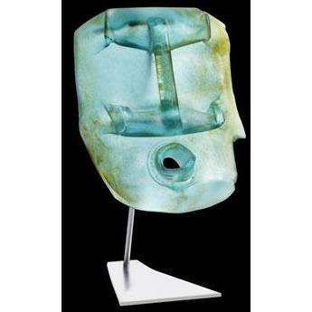 Daum Crystal Blue Oil Head 03737
