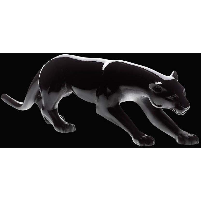 Daum Crystal Panther Black 03139-4