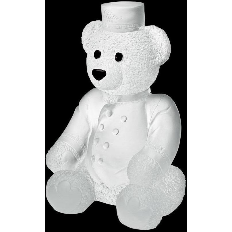 Daum Ritz Paris Teddy Small White 05405