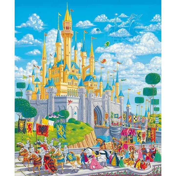 Disney Fine Art A Royal Afternoon