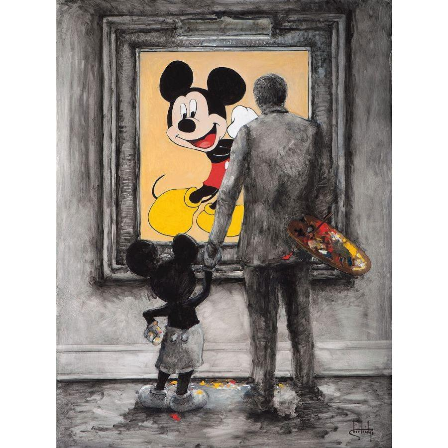 Disney Fine Art Art Partners