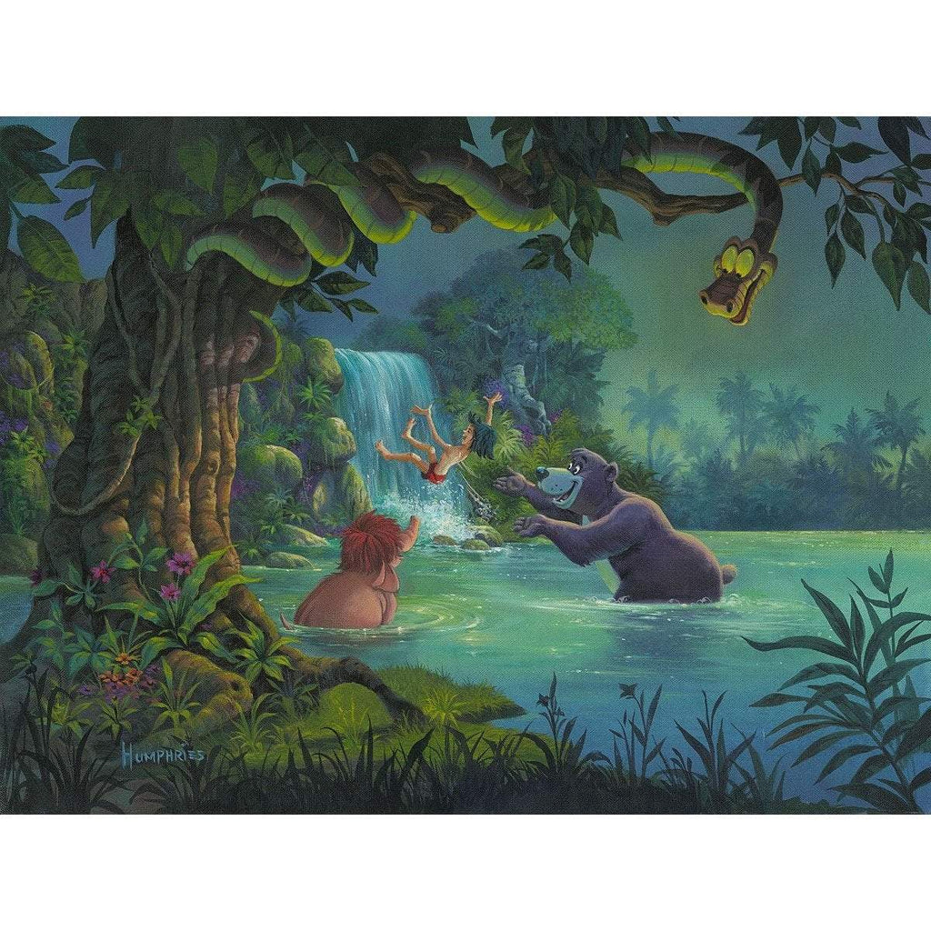 Disney Fine Art At Home in the Wild
