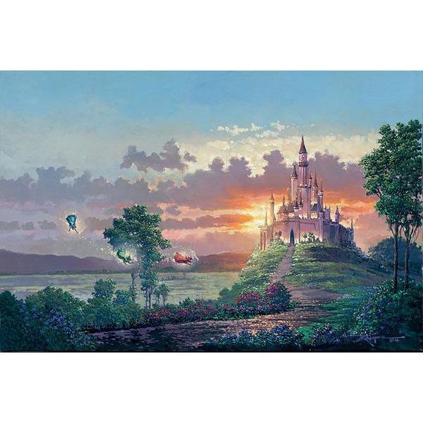 Disney Fine Art Blessings for the Princess