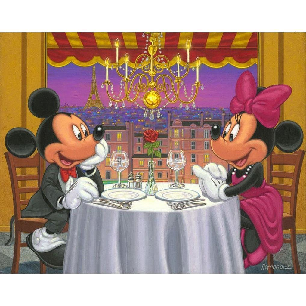 Disney Fine Art Dinner for Two