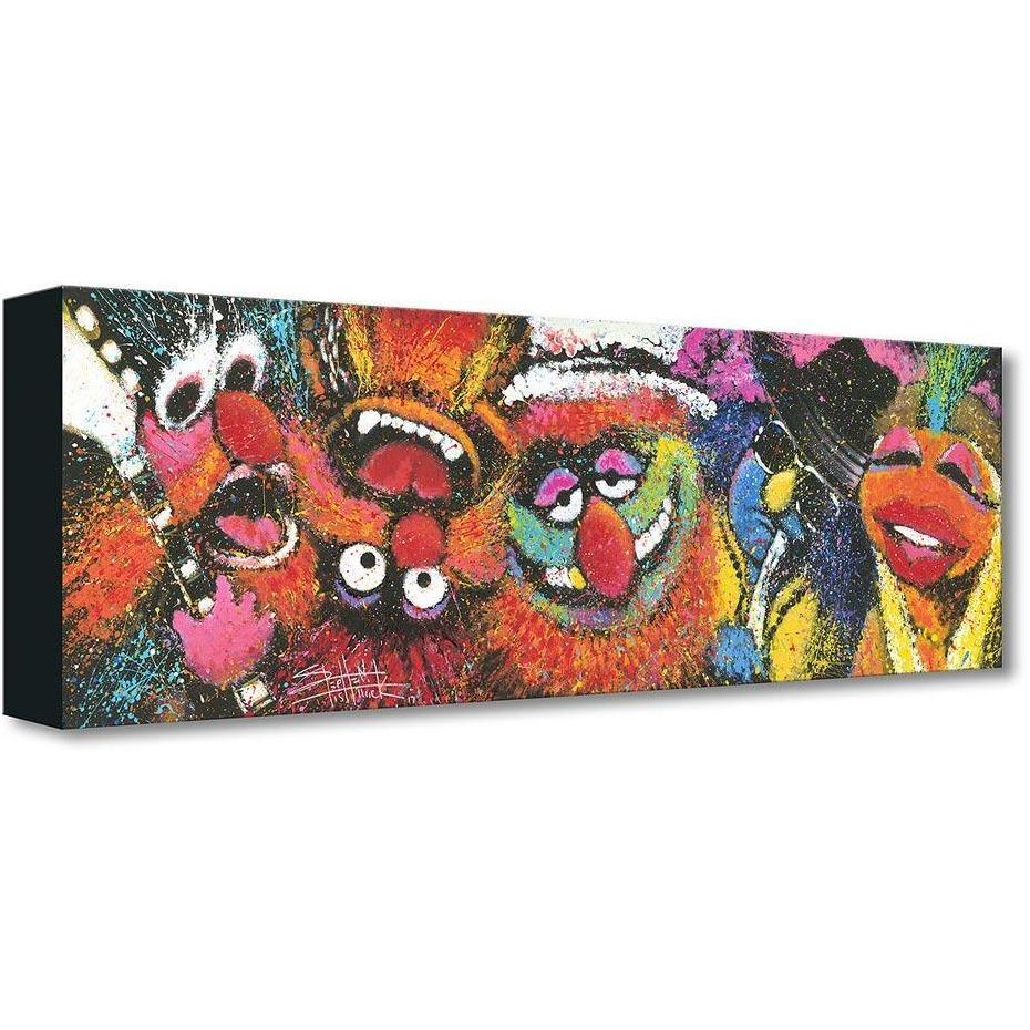 Disney Fine Art Electric Mayhem
