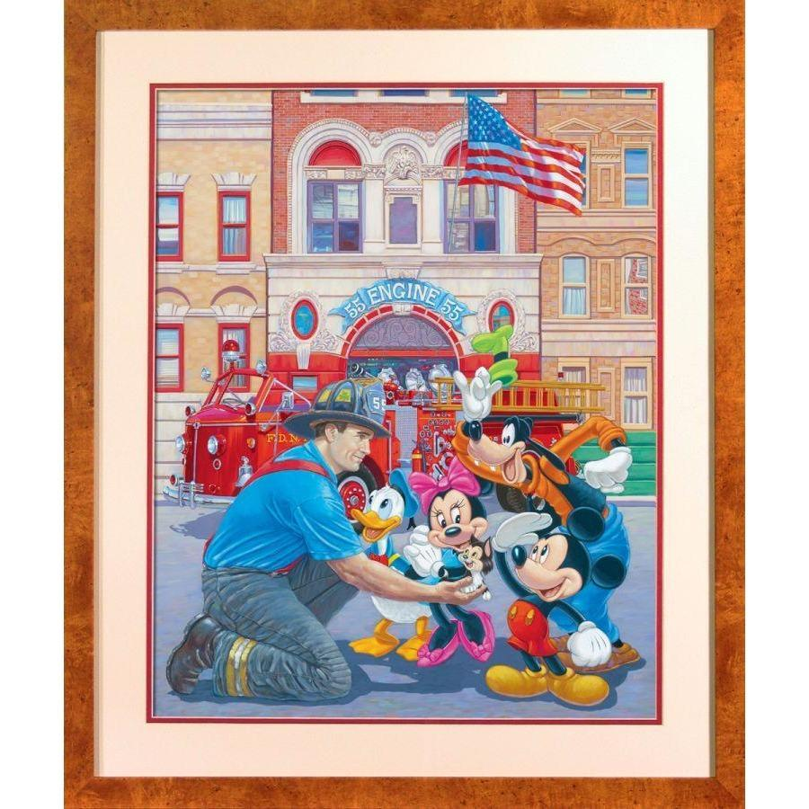 Disney Fine Art Engine 55