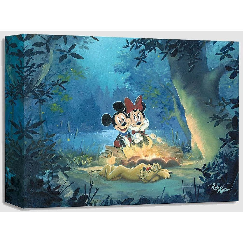 Disney Fine Art Family Campout