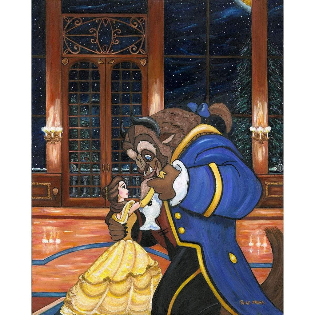 Disney Fine Art First Dance