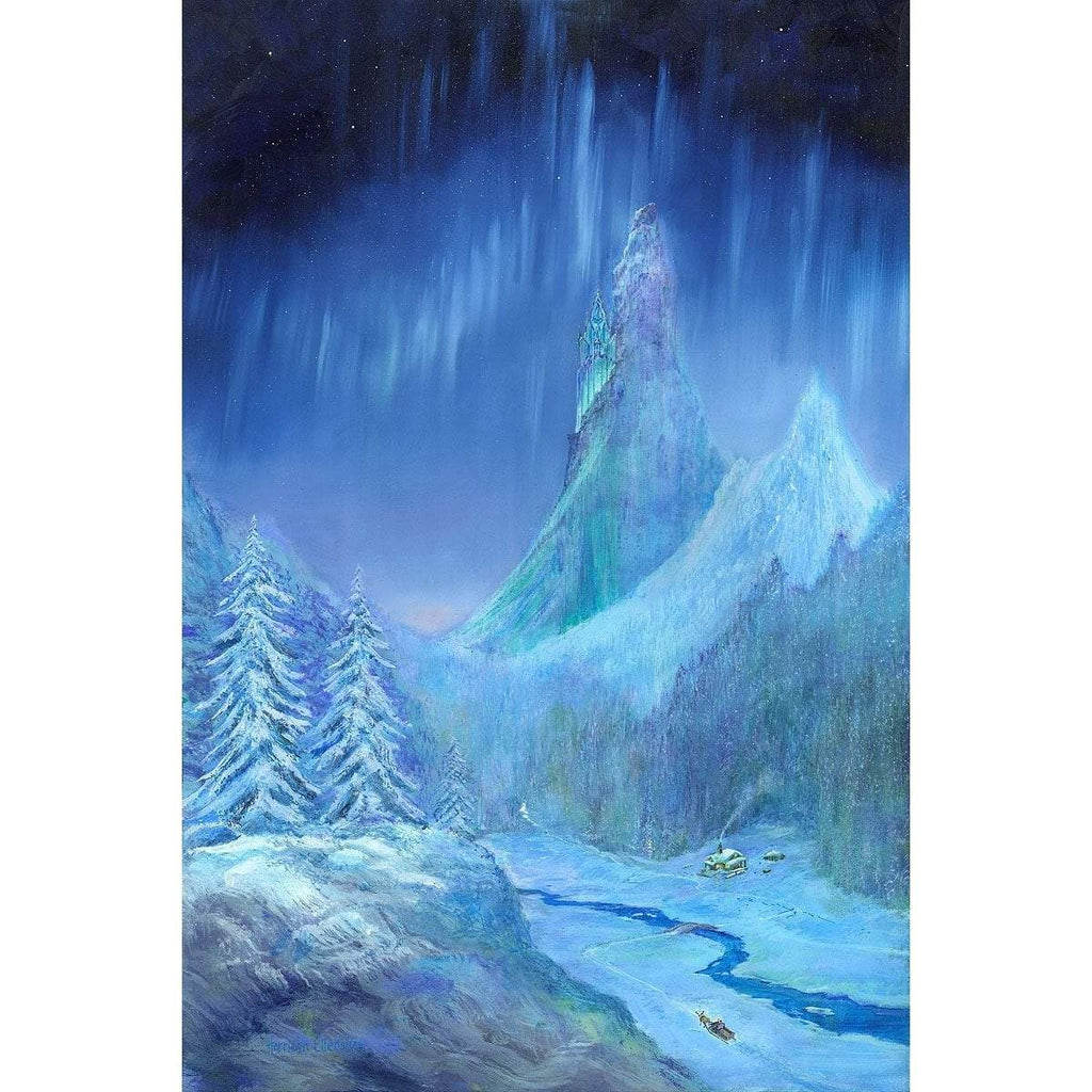 Disney Fine Art Frozen Sky