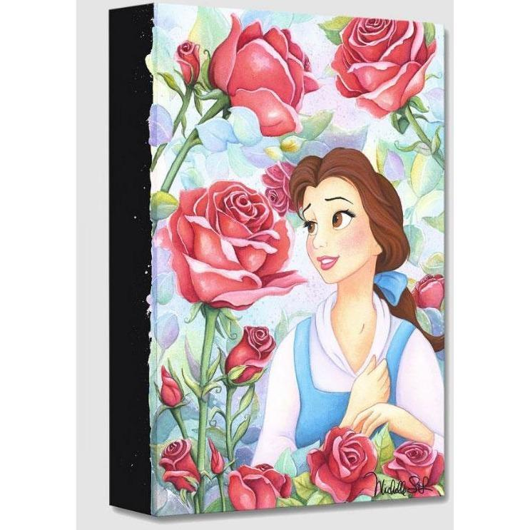 Disney Fine Art Garden Of Roses
