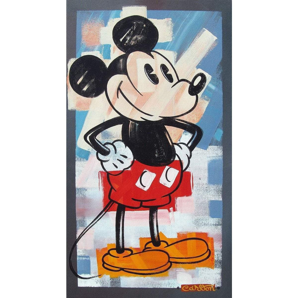 Disney Fine Art Hip To Be Squared #1