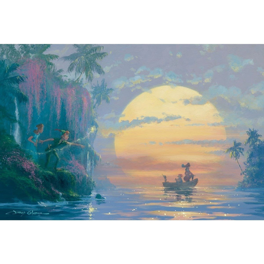 Disney Fine Art Hook Discovered