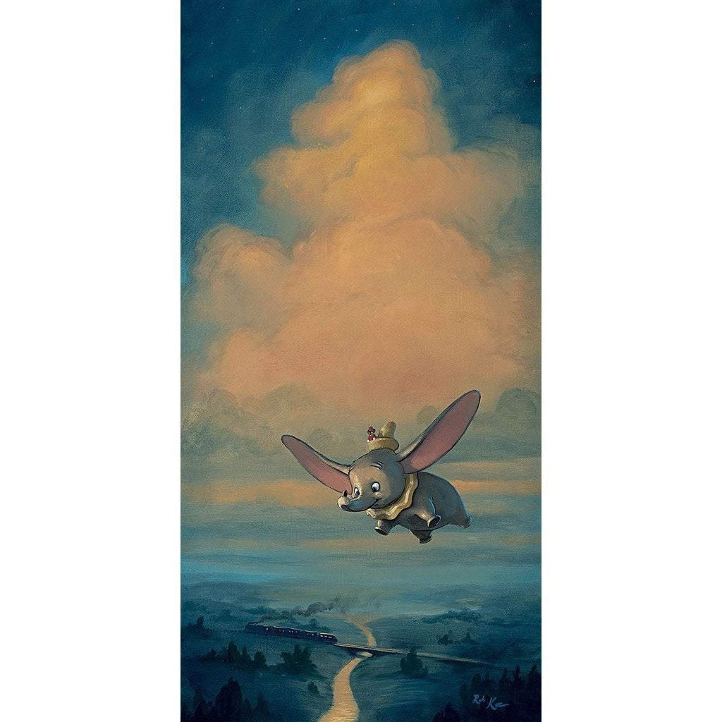 Disney Fine Art Joy Of Flight