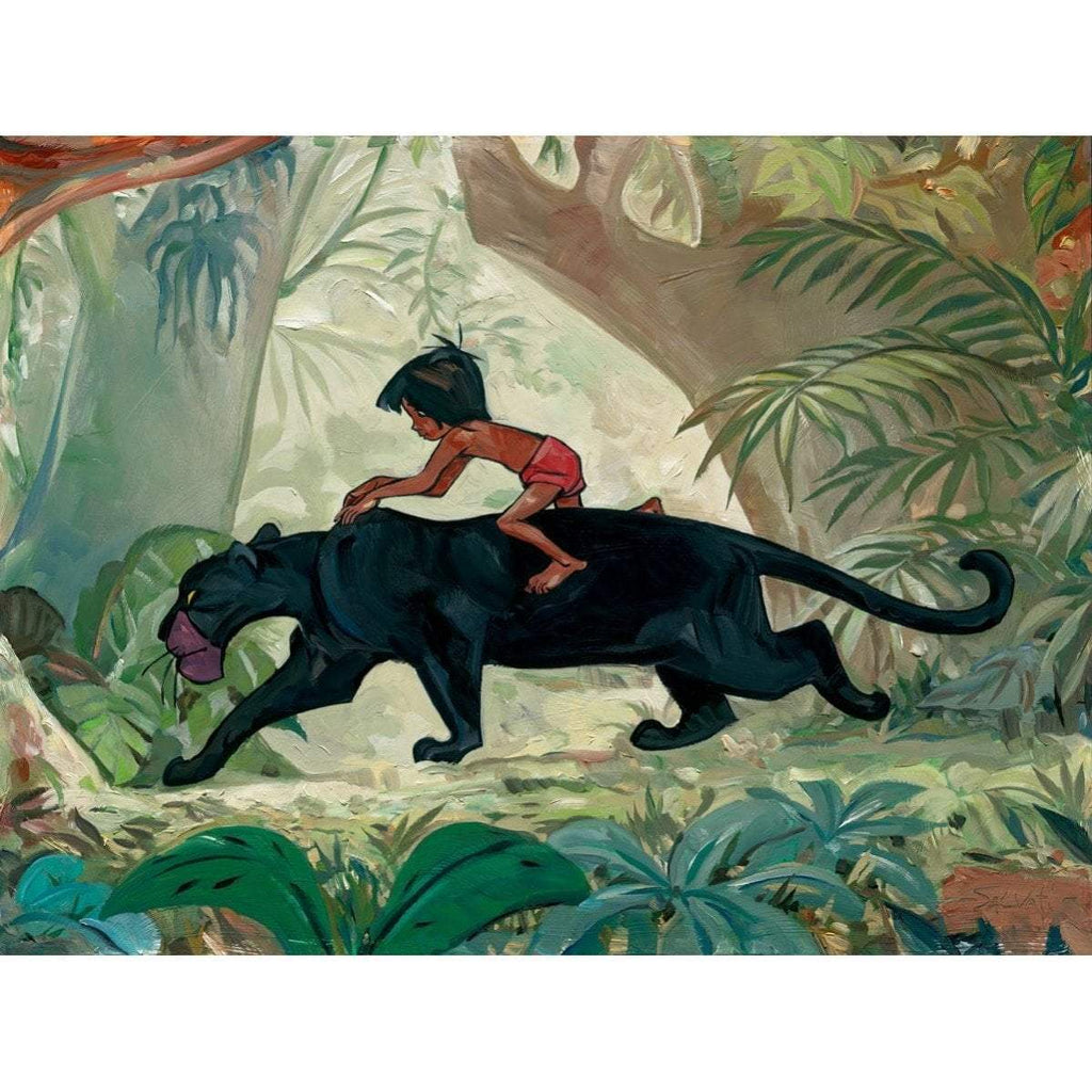 Disney Fine Art Jungle Guardian