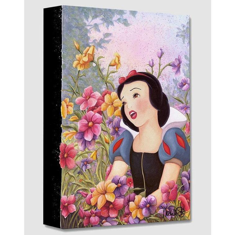 Disney Fine Art Love In Full Bloom