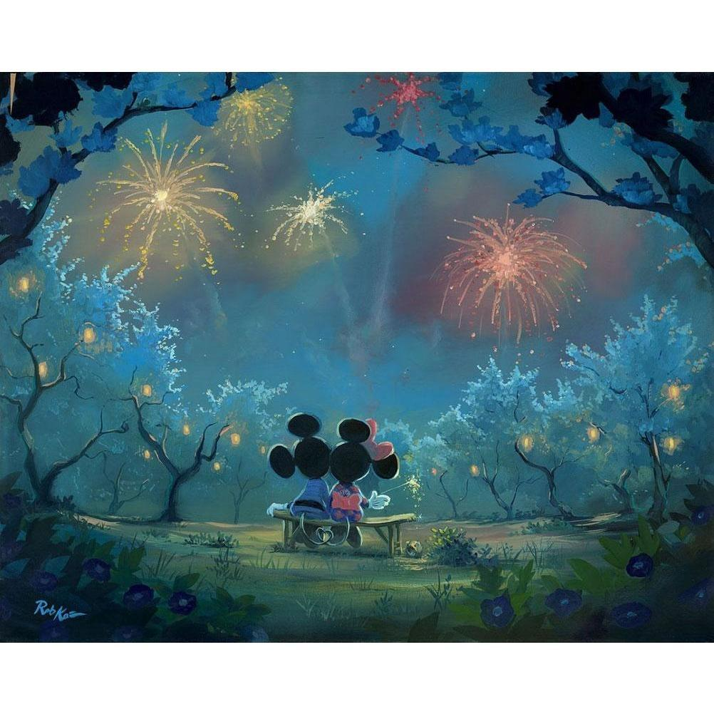 Disney Fine Art Memories of Summer