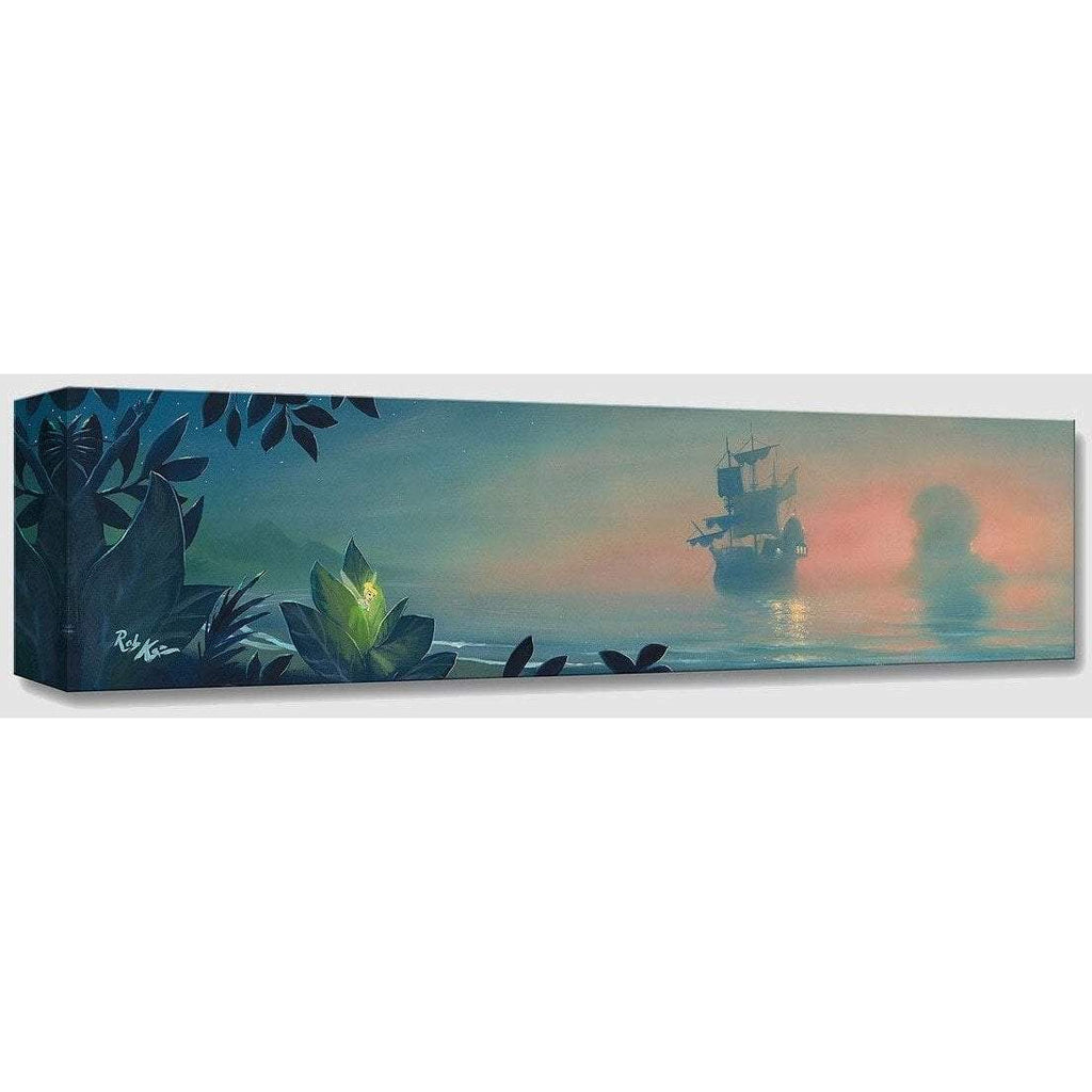Disney Fine Art Neverland Lagoon