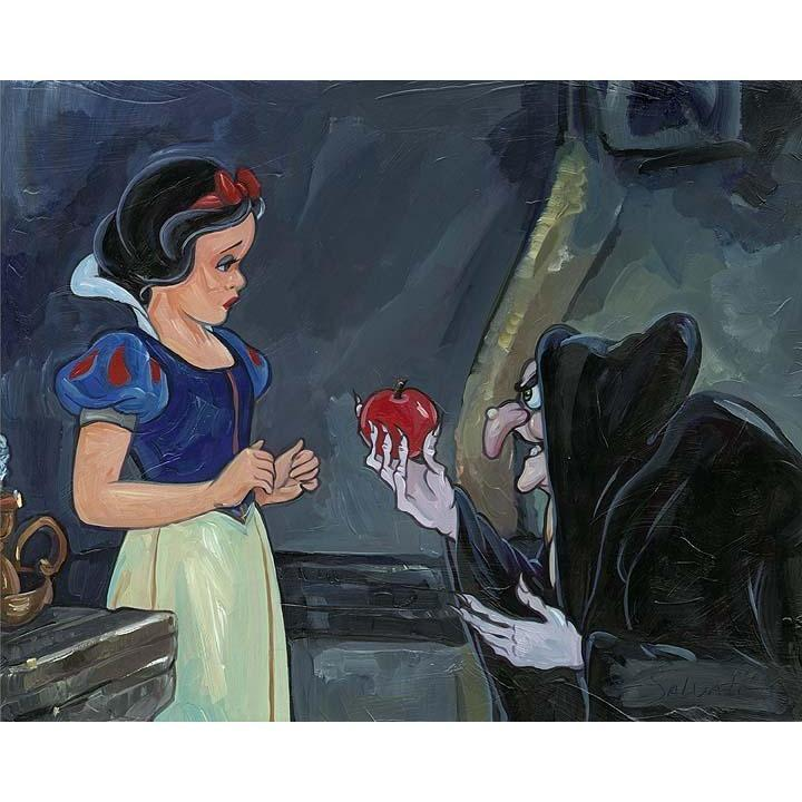 Disney Fine Art No Ordinary Apple