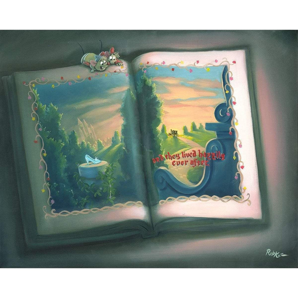 Disney Fine Art Our Storybook
