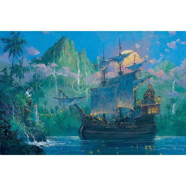 Disney Fine Art Pan On Board