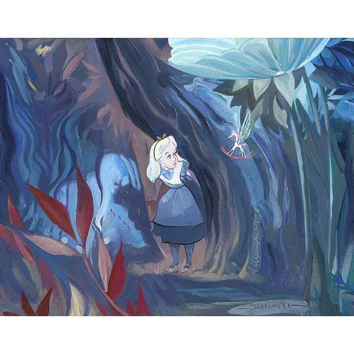 Disney Fine Art Peculiar Things