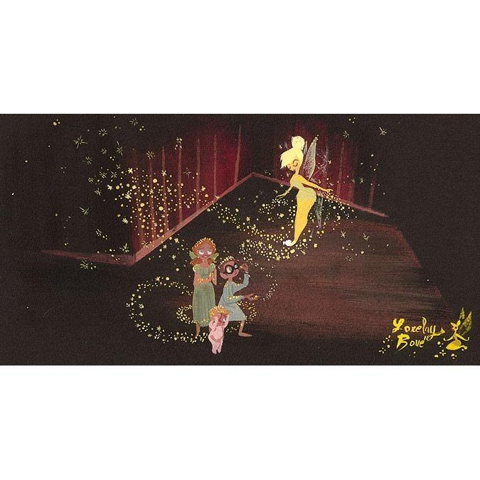 Disney Fine Art Pixie Dust