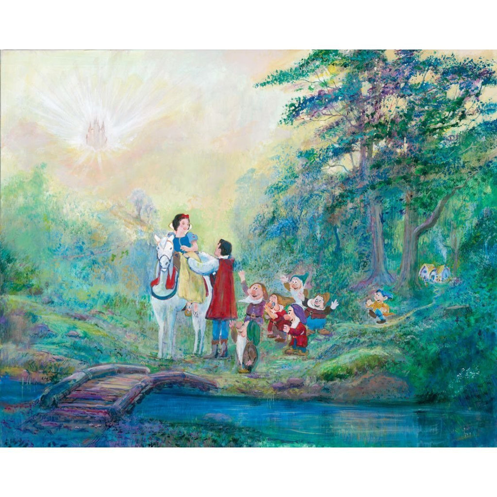 Disney Fine Art Someday My Prince Will Come