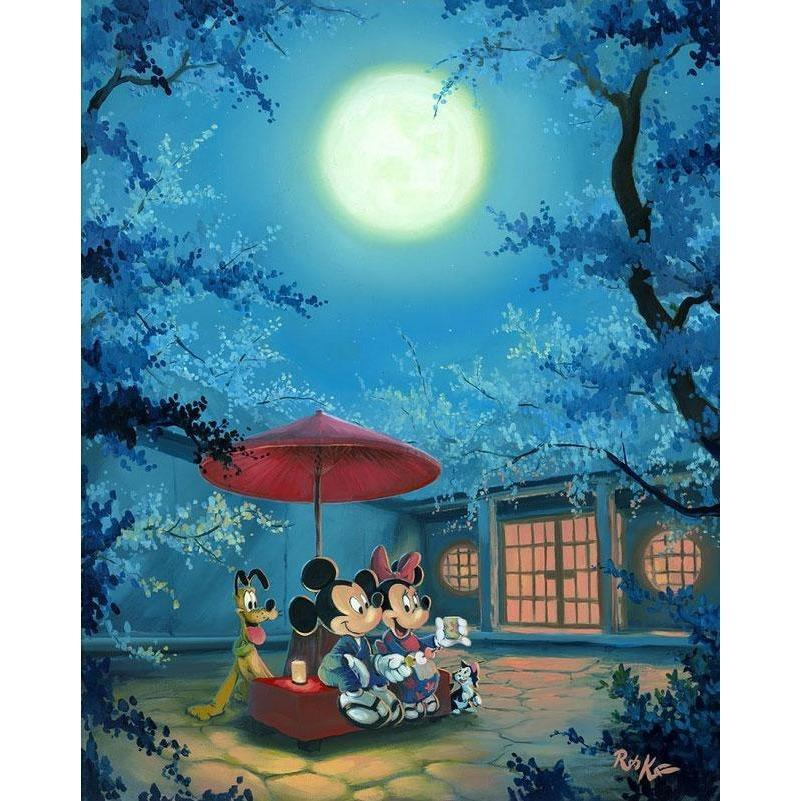 Disney Fine Art Summer Night