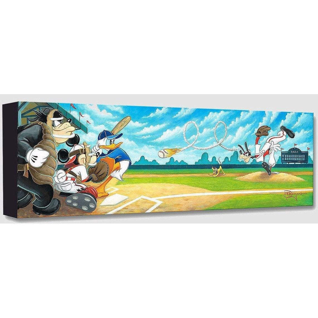 Disney Fine Art Swing For The Fences