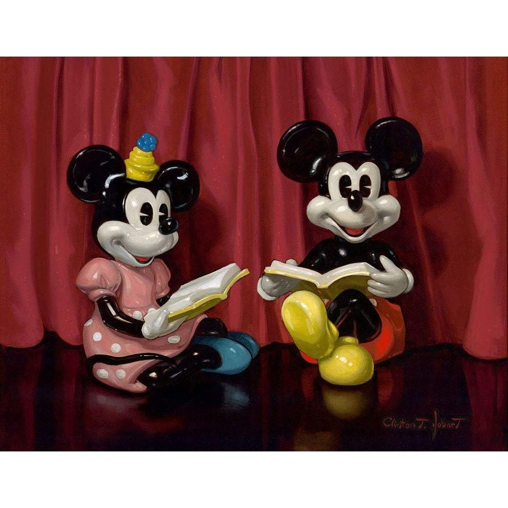 Disney Fine Art Tell Us A Story