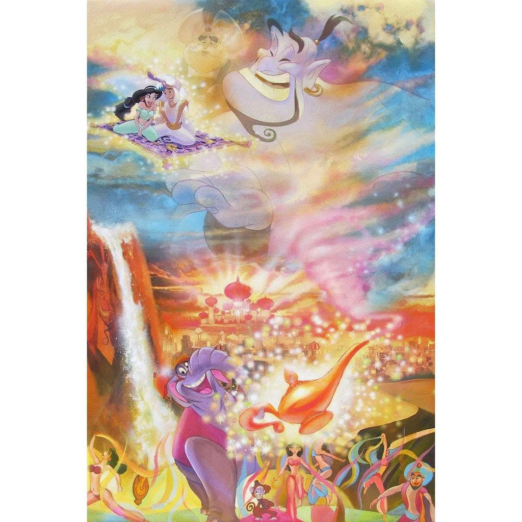 Disney Fine Art The Arrival Of Prince Ali