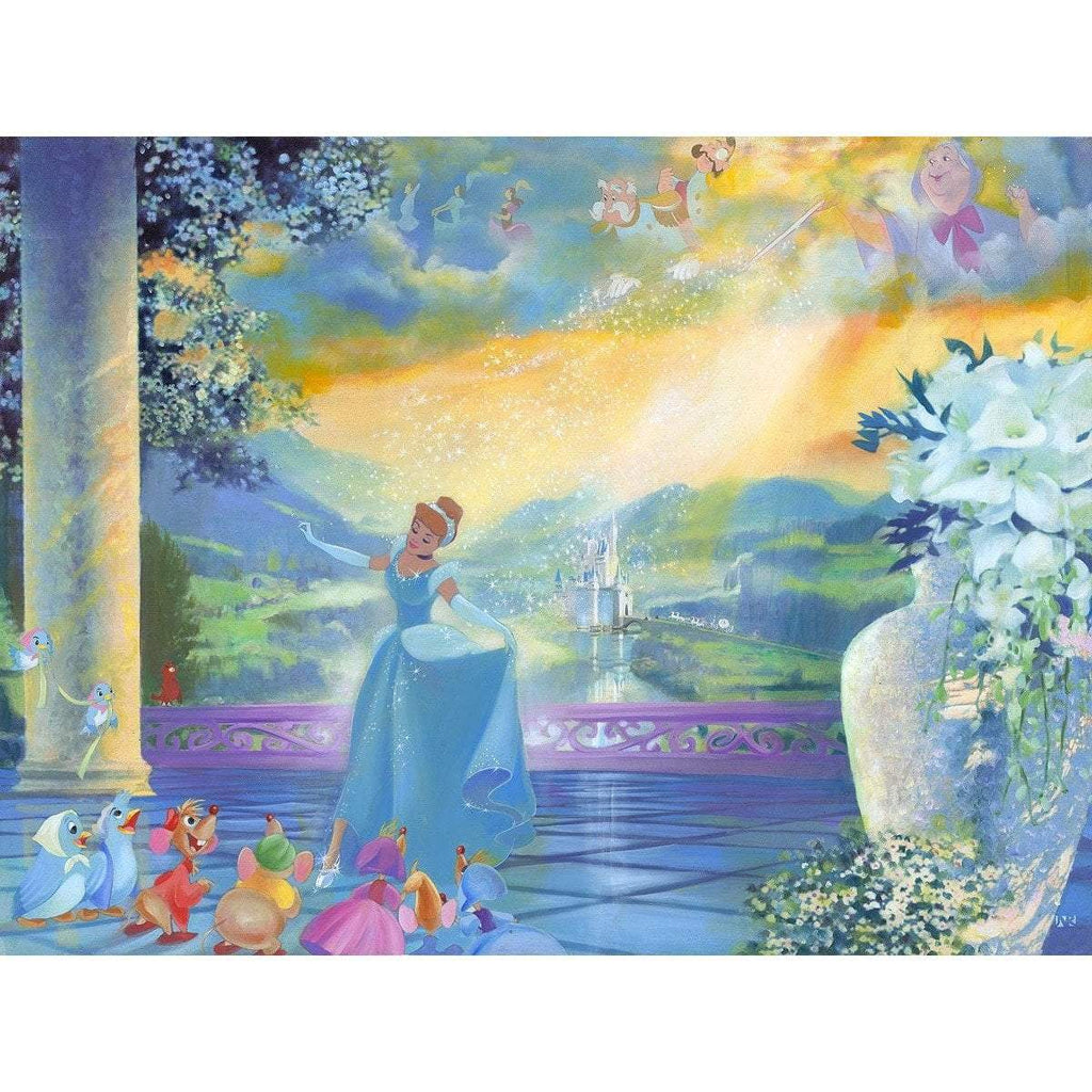 Disney Fine Art The Life She Dreams Of