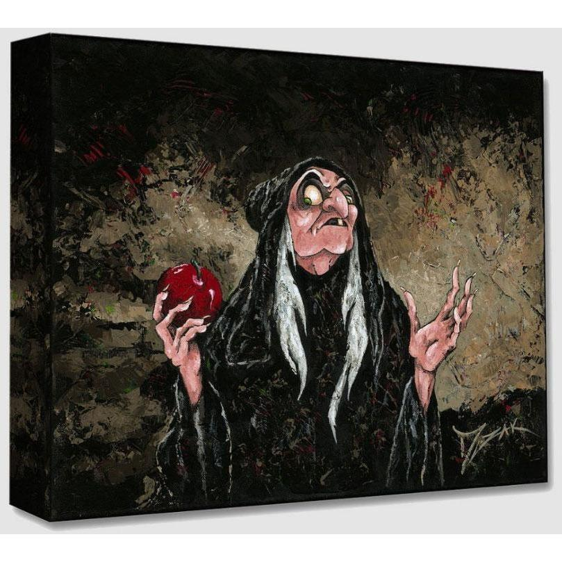 Disney Fine Art The Magic Wishing Apple