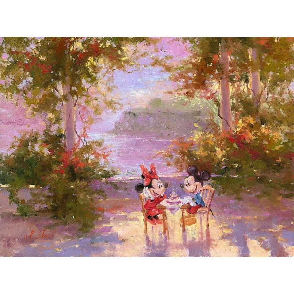 Disney Fine Art The Perfect Birthday