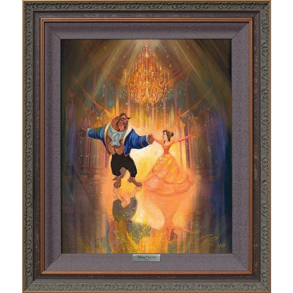 Disney Fine Art The Perfect Dance