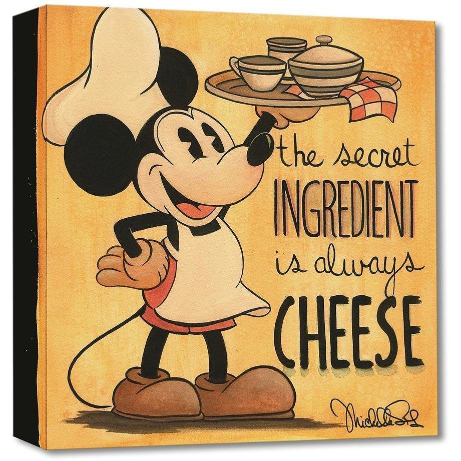 Disney Fine Art The Secret Ingredient