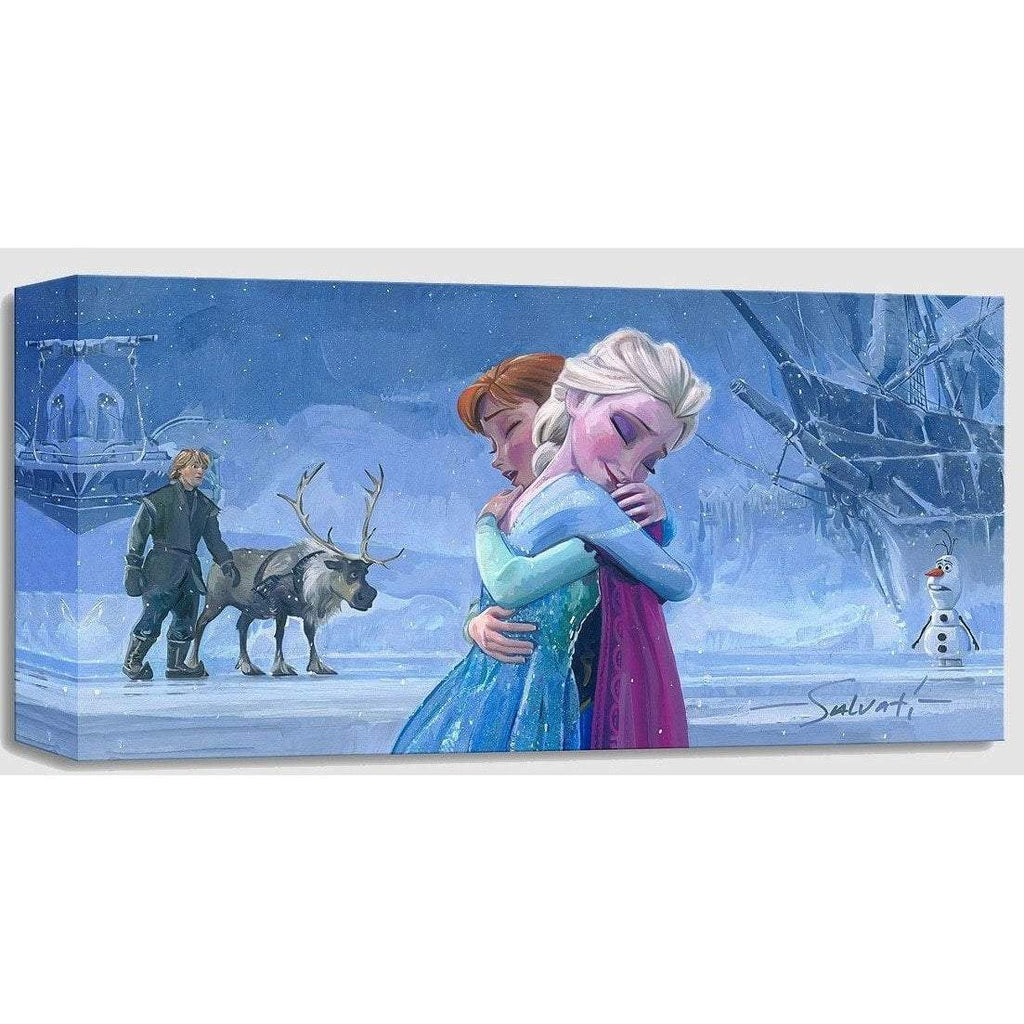 Disney Fine Art The Warmth Of Love