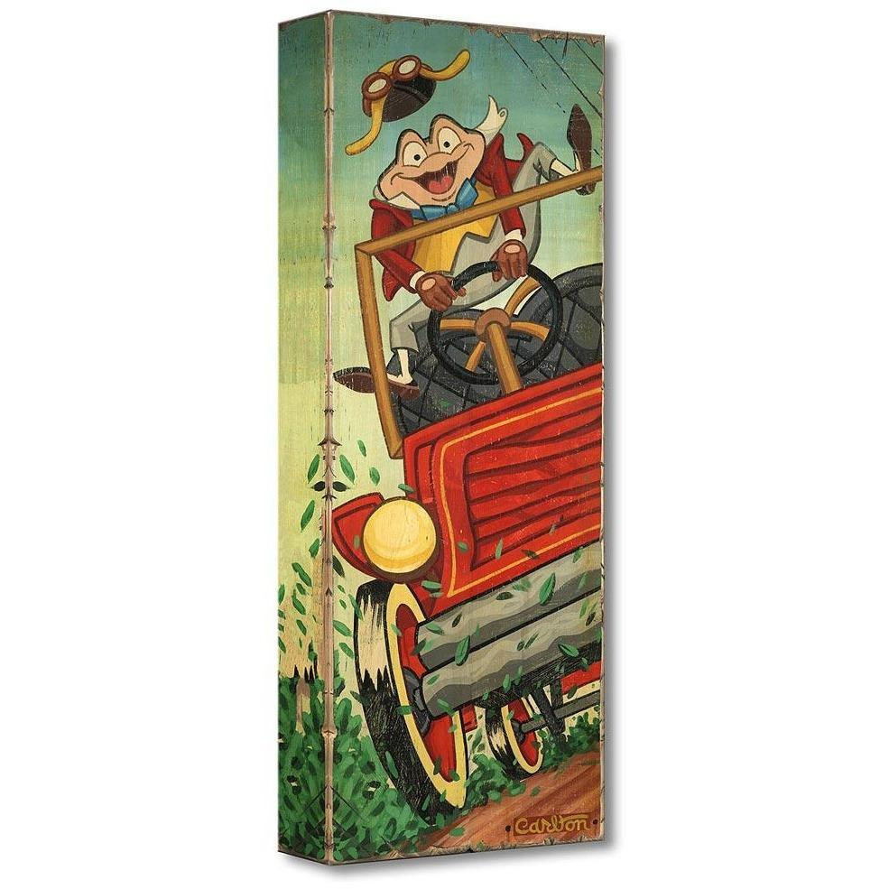 Disney Fine Art The Wild Ride